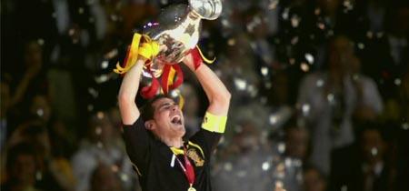 Casillas, criticado por su presidente