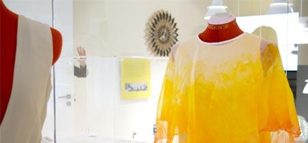 El showroom de Vitra acoge la exposici�n de los alumnos de dise�o de la UFV