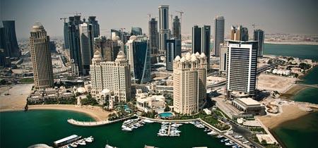 """Qatar, un """"para�so"""" exento de impuestos"""