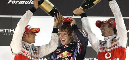 Vettel logra el mundial de Formula 1