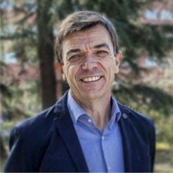 Carlos Andradas, rector de la UCM.