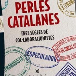 El libro presentado en Barcelona.