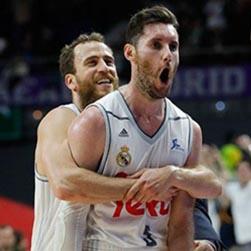 El Madrid est� tercero en la Liga.