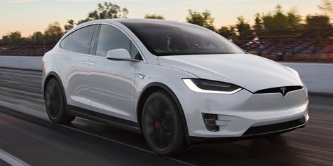 Elon Musk, director de Tesla.
