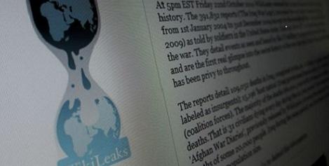 Nuevo portal de Wikileaks